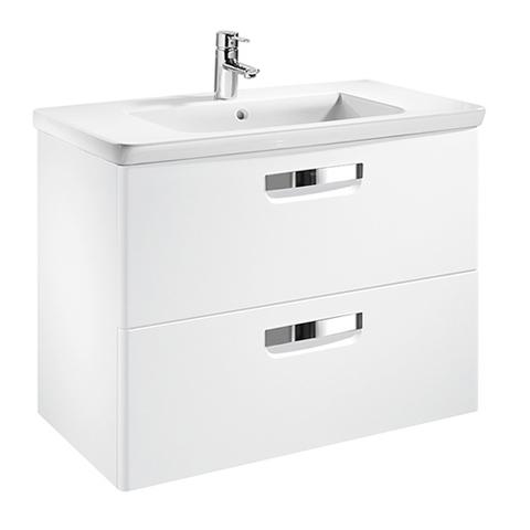 Мебель для ванной Roca The Gap 60x41см. белая ZRU9302734/327472000
