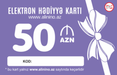 E-gift card 50 AZN
