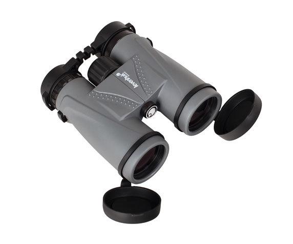 Бинокль Levenhuk Karma Plus 10x42 с защитными крышками окуляров и объективов