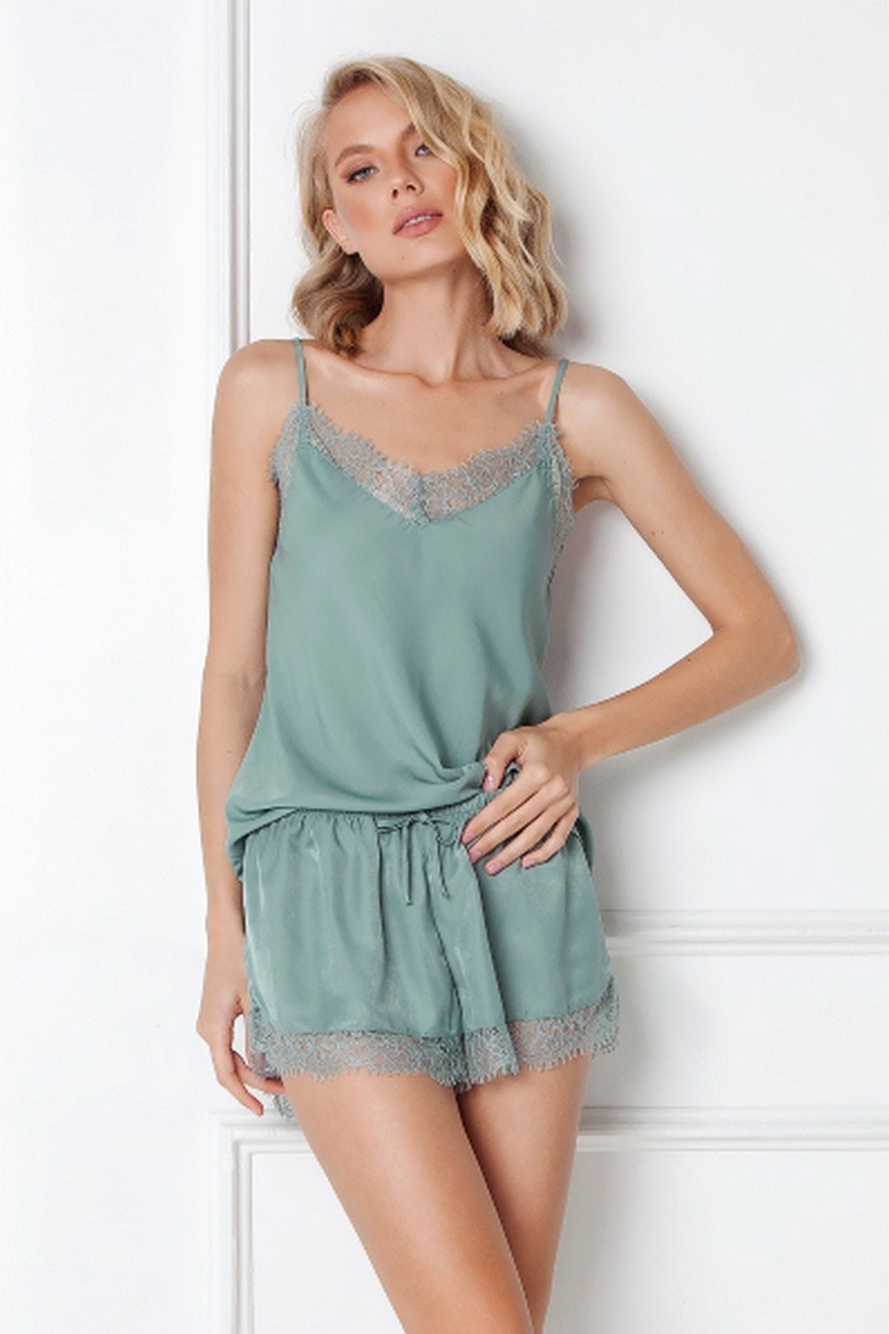 Пижама женская с шортами ARUELLE EMERY 551109