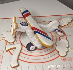 3D Самолет №1