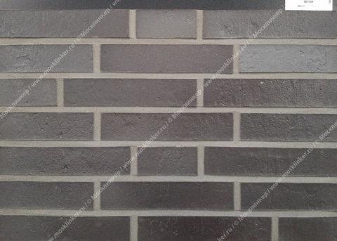 Feldhaus Klinker - R717NF14, Accudo Geo Ferrum, 240x14x71 - Клинкерная плитка для фасада и внутренней отделки