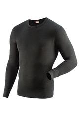 Термобелье Guahoo кофта 21-0460 S black
