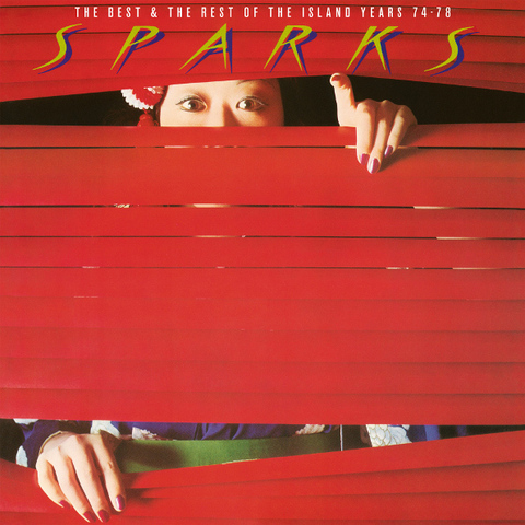 Sparks / The Best & The Rest Of The Island Years 74-78 (2LP)