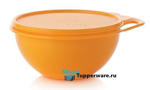чаша милиан 1,4л в оранжевом цвете