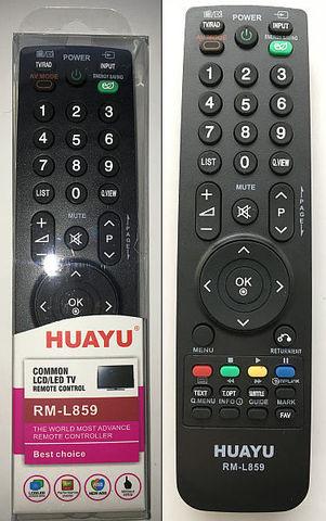 Универ пульт RM-L859 LG Lcd/LED 2*ААА 1/50/200