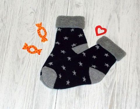 Носки махровые Звездочки Parasocks