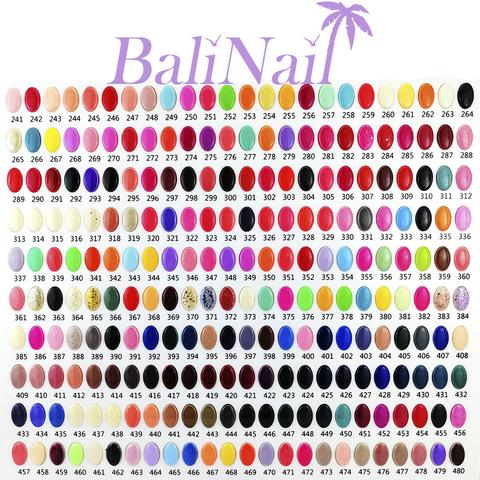 TNL Основные цвета 241-480