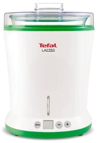 Йогуртница Tefal YG260132 40Вт 1б. 1750мл упр.:электрон. белый
