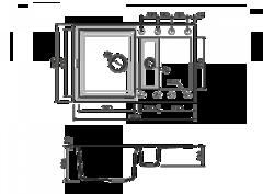 Схема Omoikiri Sakaime 78-2-BE