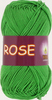 Пряжа Vita Rose 3935 (Ярко-зеленый)