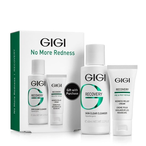 GIGI Recovery «No More Redness» KIT