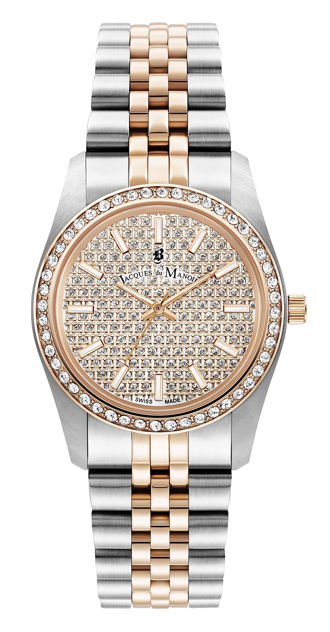 Часы женские Jacques Du Manoir JWL01104