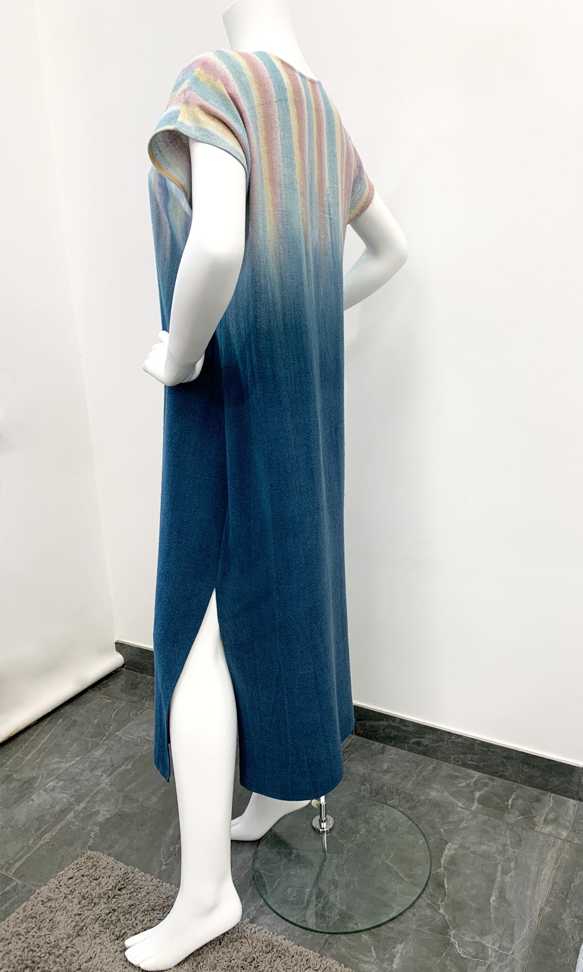 Летнее шелковое платье Сияние