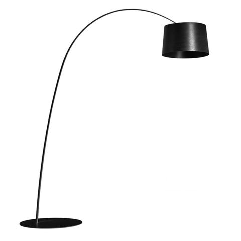 Напольный светильник копия Twiggy by Foscarini (черный)