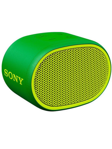 Портативная акустика Sony SRS-XB01 (зеленый)