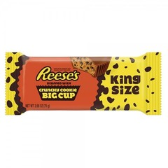 Reese's crunchy cookie Big cup King size 75 гр
