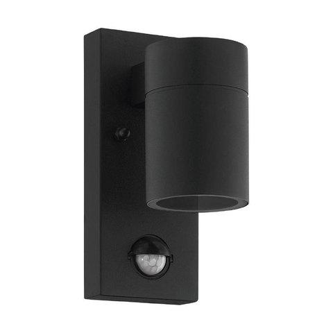 Уличный светодиодный настенный светильник с датчиком движения Eglo RIGA 5 99571