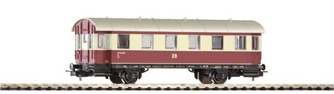 Пассажирский вагон 2-го класса DR III
