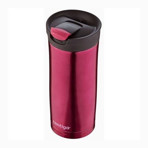 Термокружка Contigo Huron (0,47 литра), розовая