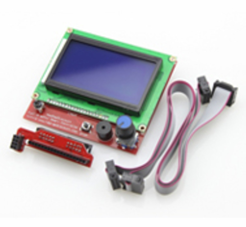 ЖК-панель управления LCD 12864  для 3D принтер