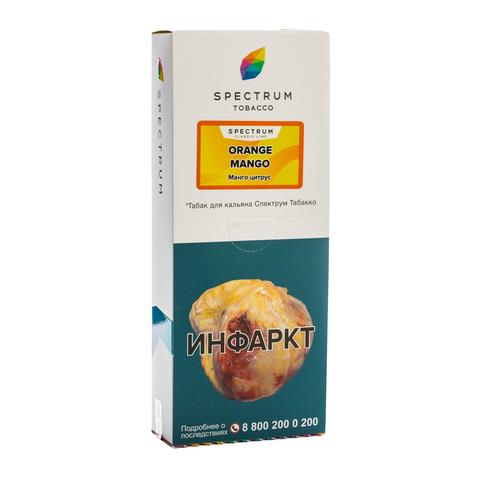 Табак Spectrum 250 г Orange Mango (Апельсин Манго)