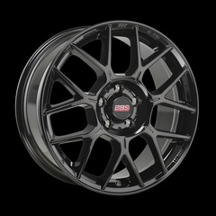 Диск колесный BBS XR 7.5x17 5x108 ET45 CB70.0 glossy black