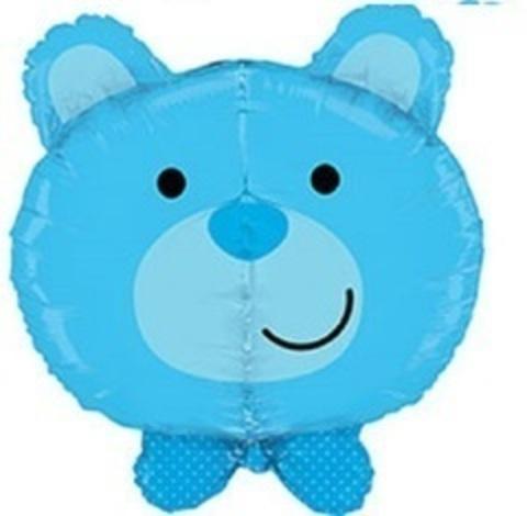 Б ФИГУРА Голова медвежонка мальчика, 27