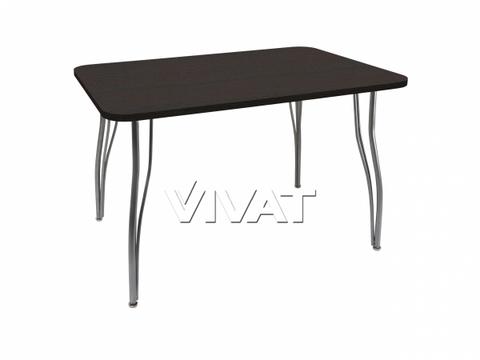 Стол обеденный прямоугольный LС (ОС-12) Черное дерево