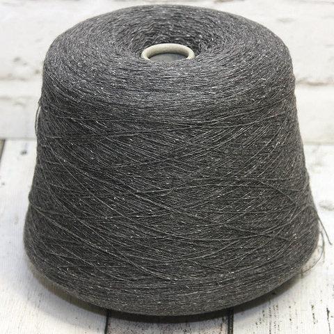Твид меринос с ангорой PAPI FABIO / VIOLETTA 1450 серый