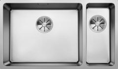 Мойка Blanco Andano 500/180-U без клапана-автомата, чаша слева
