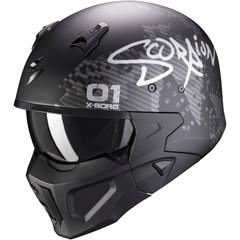 Мотошлем Scorpion EXO Covert-X XBorg