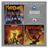 Manowar / The Triple Album Collection (3CD)