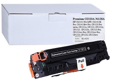 Картридж Premium CE320A №128A