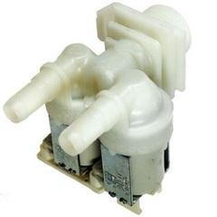Заливной клапан стиральной машины БОШ 2 W 180 на планке (171261)