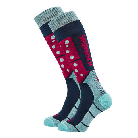 Термоноски Horsefeathers Ж SYNDRA Thermolite SOCKS (blue)