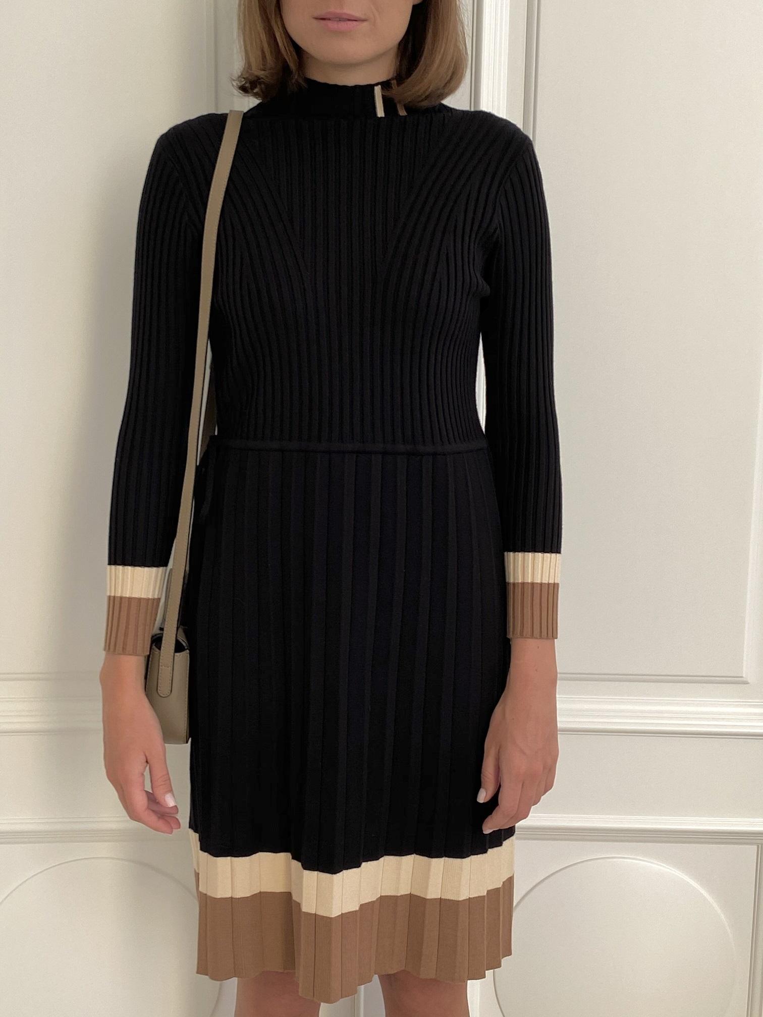 Платье, Ballerina, 937 (черный)