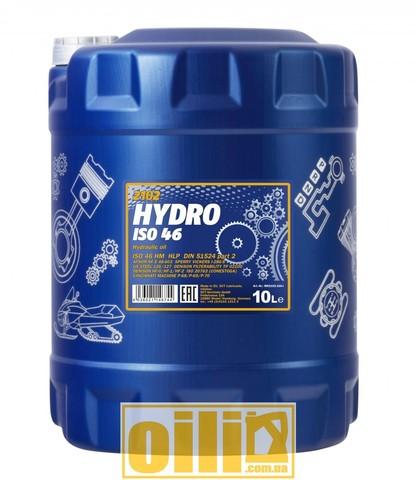 Mannol 2102 HYDRO ISO 46 10л