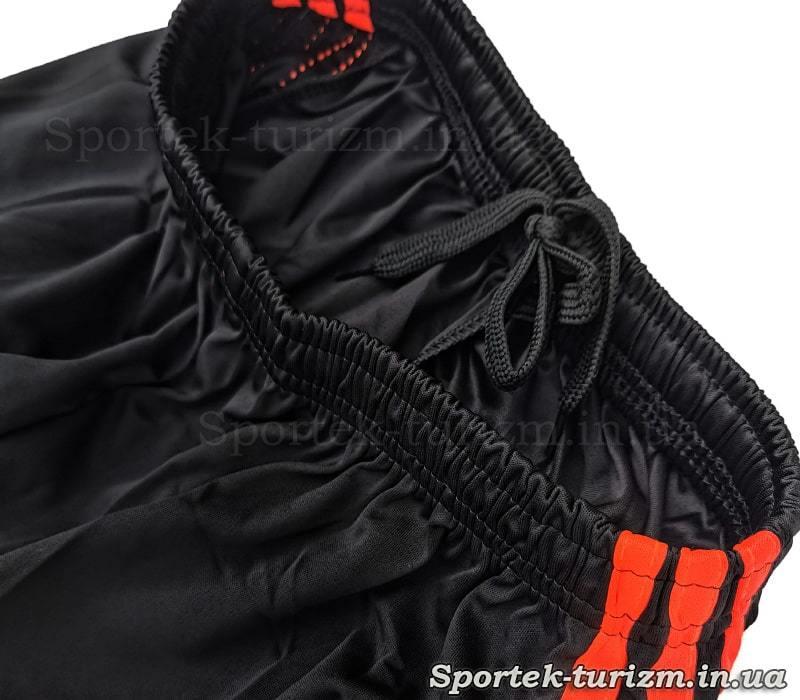 Шорты футбольной формы SP-Sport Glow CO-703B_BK