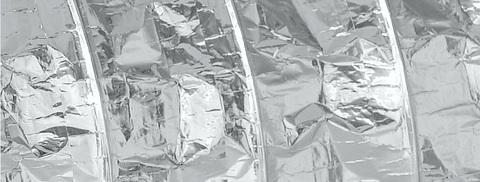 Воздуховод DEC Alumdec AA3 127мм 10м