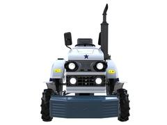 Минитрактор СКАУТ T-18 Generation II с утяжелителями