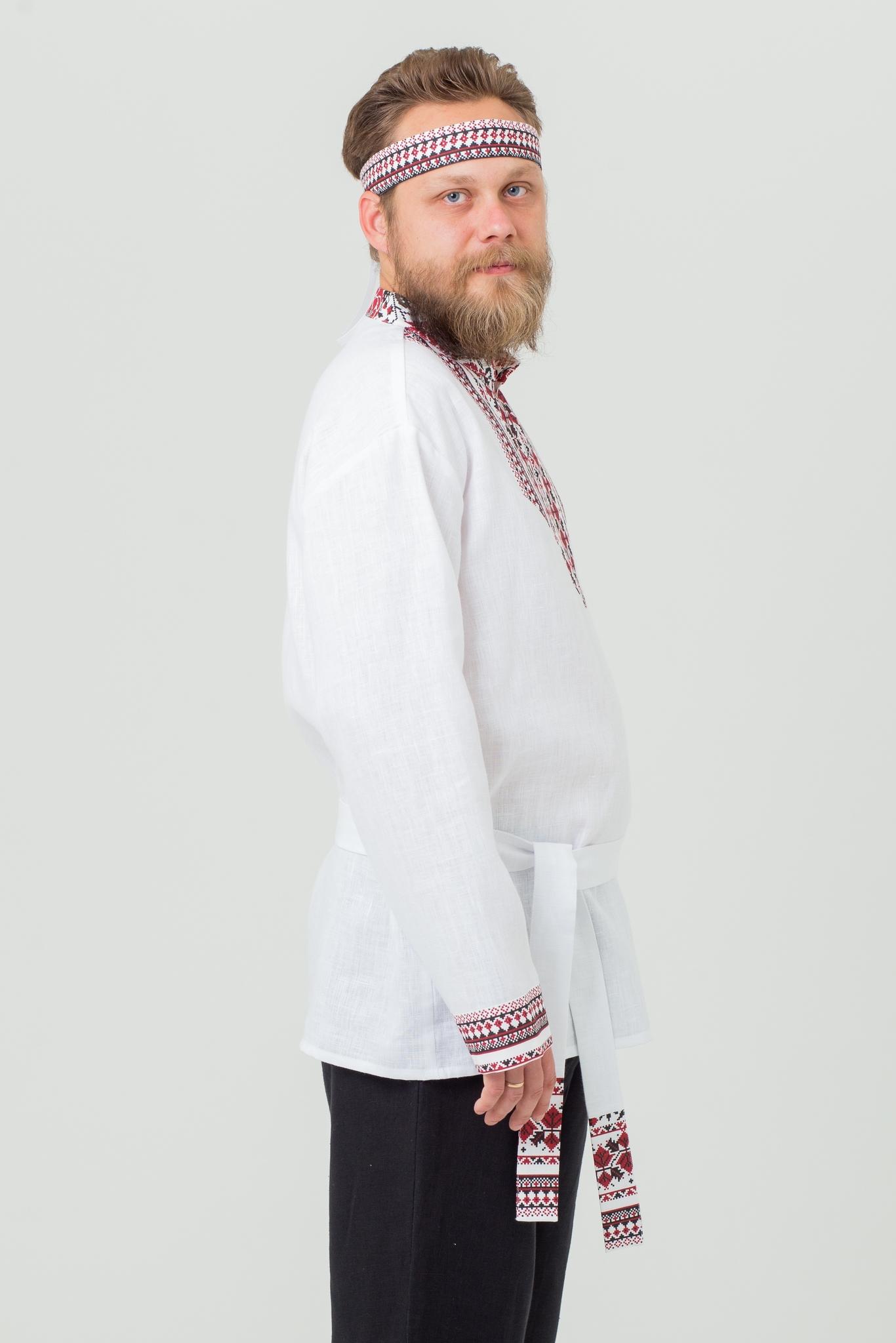 Рубаха славянская Мужская сила