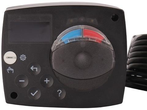 Stout сервопривод для смесительных клап. с датчиком для фик. рег. температуры (SVM-0015-230017)