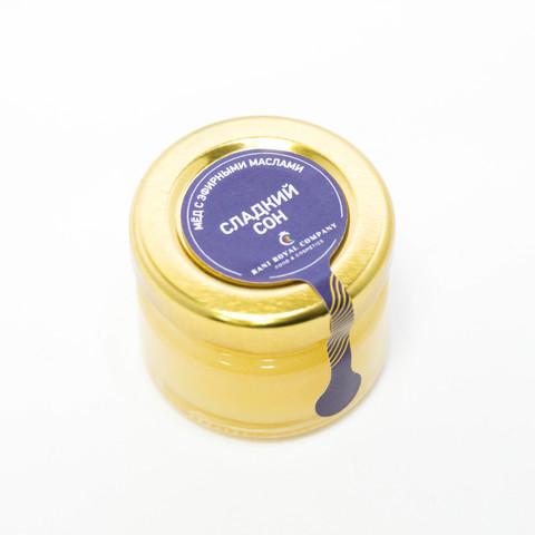 Мёд с эфирными маслами «Сладкий сон» 30 г