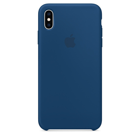Чехол IPXR Silicone Case Blue Horizon