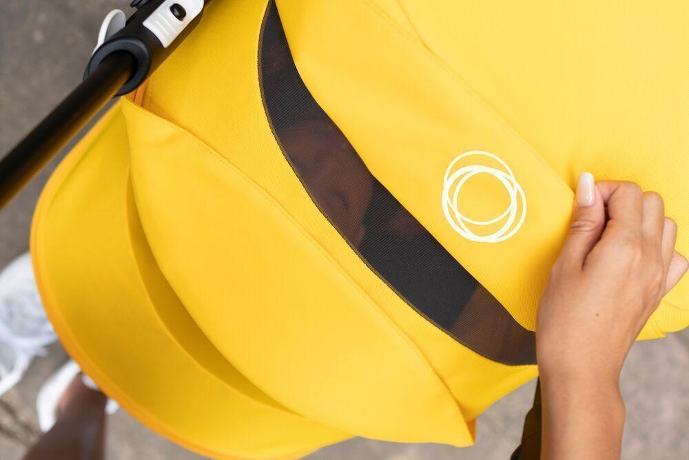 Коляска прогулочная Bugaboo Bee 6 complete Alu/Grey-Grey Melange