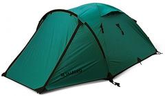 Палатка туристическая Talberg Malm 2 зелёный