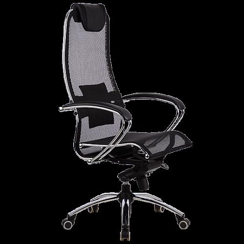 Кресло Самурай S-1 черный
