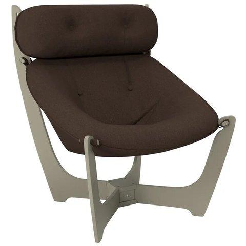 Кресло для отдыха Комфорт Модель 11 серый ясень/Montana 100