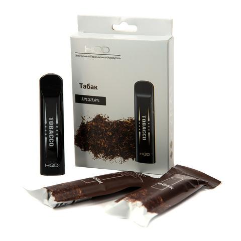 HQD (300 затяжек) Табак